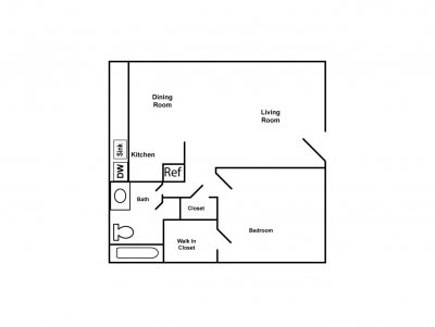 Capri Nuevo 1 Bedroom Fresno 0