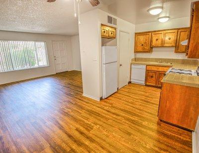 Monterey Pines Apartment Homes 2 Bedroom - 2 Bath Fresno 2