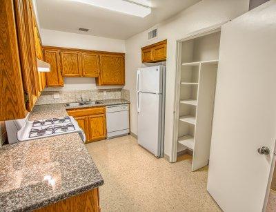 Monterey Pines Apartment Homes 3 Bedroom - 2 Bath Fresno 4