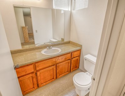 Willow Park Apartments 2 Bedroom Townhome - Plan B Fresno 11