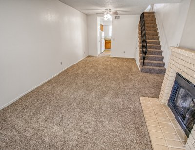 Willow Park Apartments 2 Bedroom Townhome - Plan B Fresno 1
