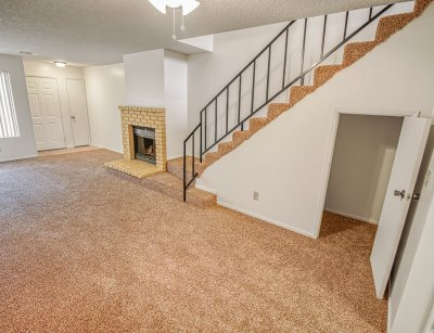 Willow Park Apartments 2 Bedroom Townhome - Plan C Fresno 10