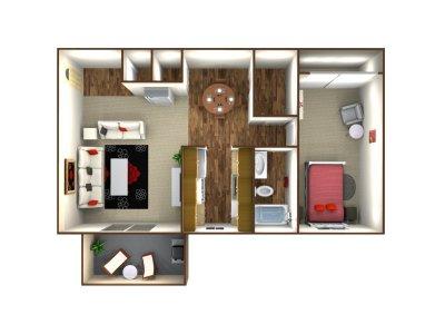 Torrey Ridge Apartment Homes Monticello Fresno 0