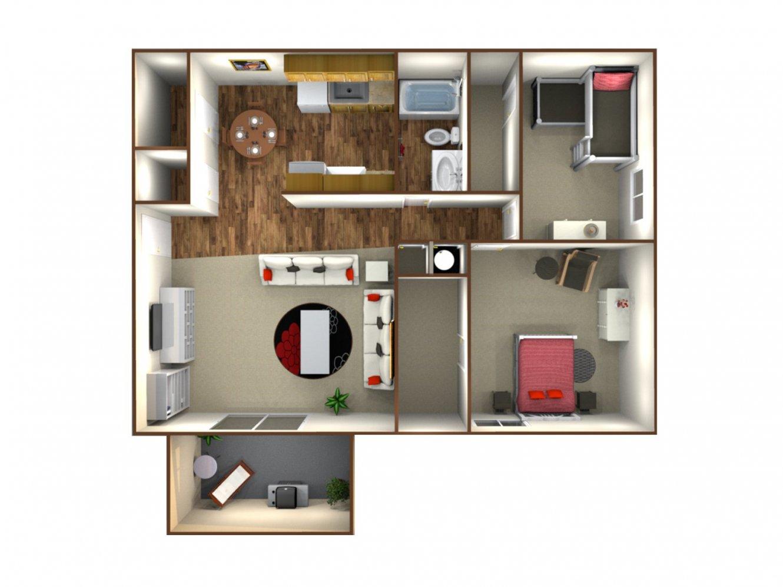 Torrey Ridge Apartment Homes Solana Fresno 0