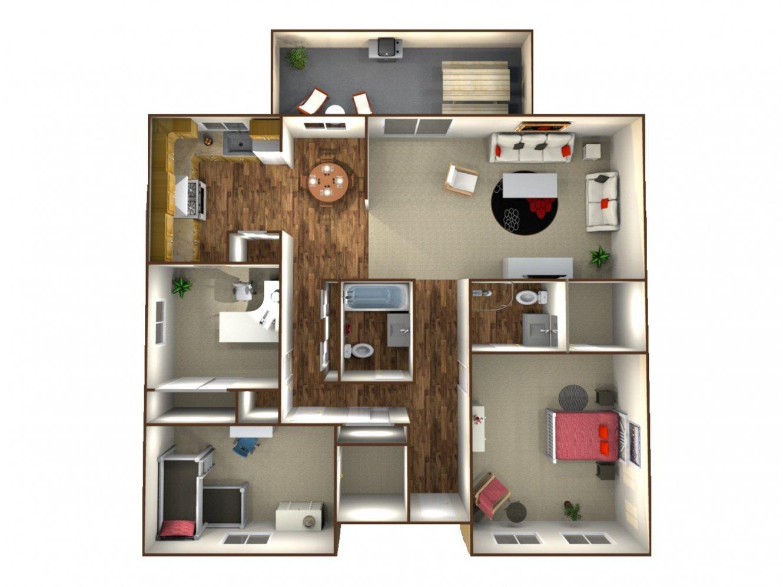 Torrey Ridge Apartment Homes Hampton Fresno 0