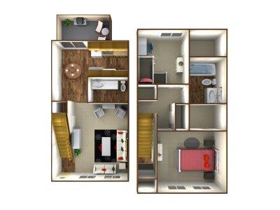 Torrey Ridge Apartment Homes Fortin Fresno 0