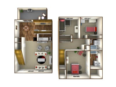 Torrey Ridge Apartment Homes Hillcrest Fresno 0