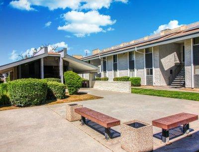 Fountain West Apartments  Fresno 2