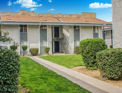 Fountain West Apartments  Fresno 1