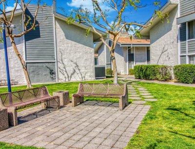 Fountain West Apartments  Fresno 18