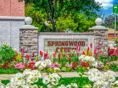Springwood Court Apartments  Bakersfield 8