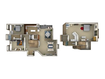 The Parks at Fig Gardens Yosemite Townhome Fresno 0