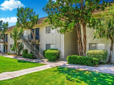 Dayton Square Apartments  Fresno 3