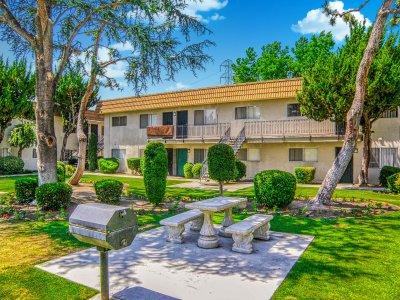 Dayton Square Apartments  Fresno 9