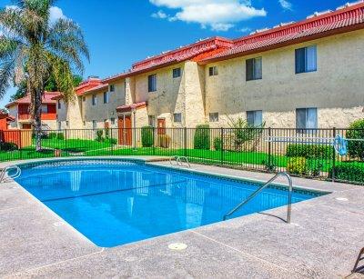 Sunburst Apartments  Fresno 6