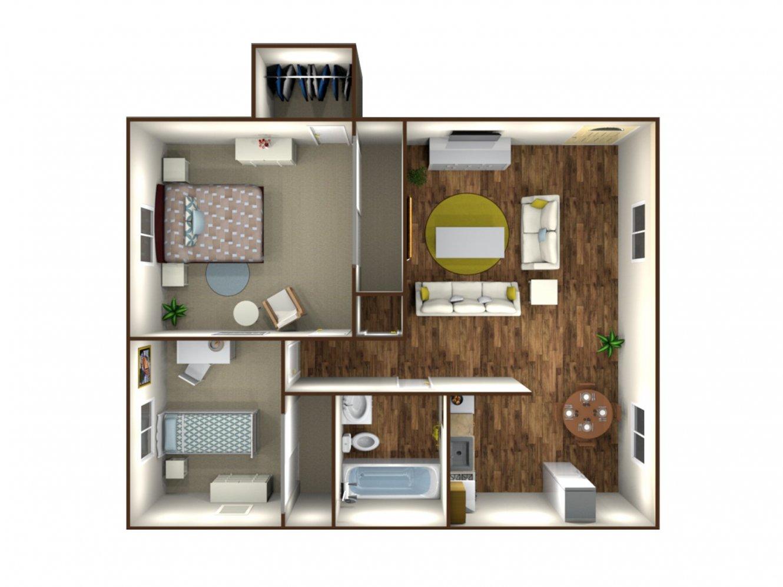 Serramonte Park Apartments Toscana Bakersfield 0