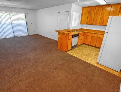 Northridge Apartments 2 Bedroom - 1.25 Bath Bakersfield 1
