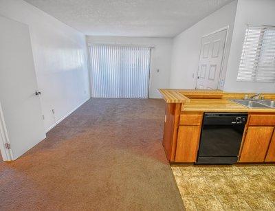 Northridge Apartments 1 Bedroom - Plan A Bakersfield 2