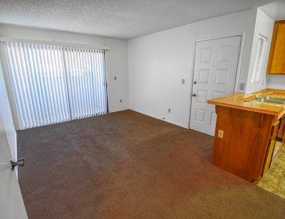 Northridge Apartments 1 Bedroom - Plan A Bakersfield 1