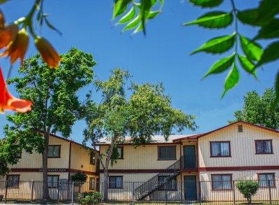 Floradora Palms Apartments  Fresno 2