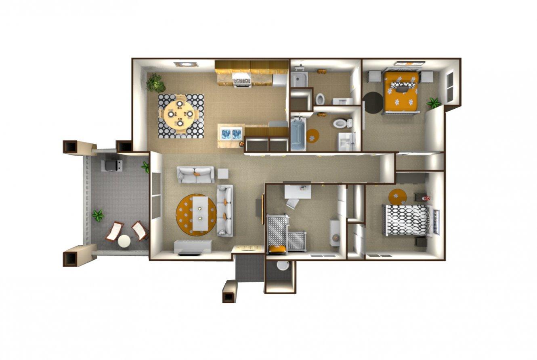 Casa Velasco 3 Bedroom 2 Bath Fresno 0
