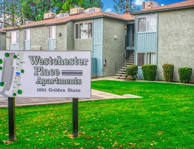 West Chester Place Apartments  Bakersfield 3