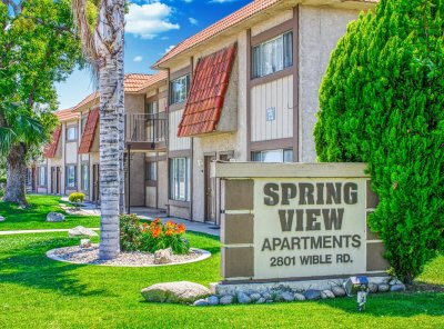 Spring View Apartments  Bakersfield 2