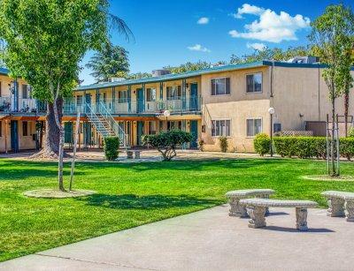 Sequoia Gardens  Fresno 1