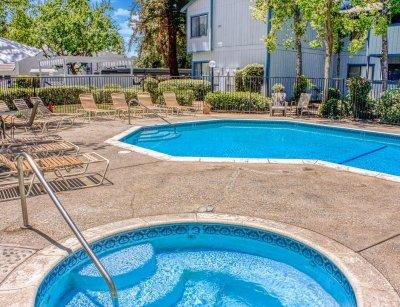 Northridge Apartments  Bakersfield 8